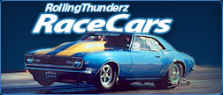 Rolling Thunderz Race Cars