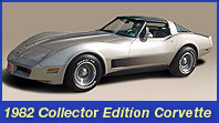 1982 Collector Edition Corvette