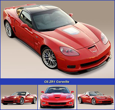 C6 ZR1 Chevrolet Corvette