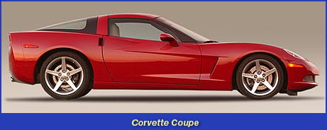 Chevrolet Corvette Coupe
