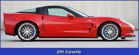 ZR1 Chevrolet Corvette